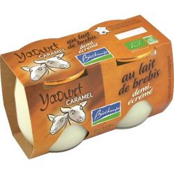 Yaourt au lait de brebis...