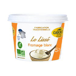 Fromage blanc Lissé 5 % MG...