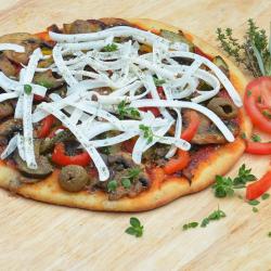 PRECO Pizza à l'épeautre...